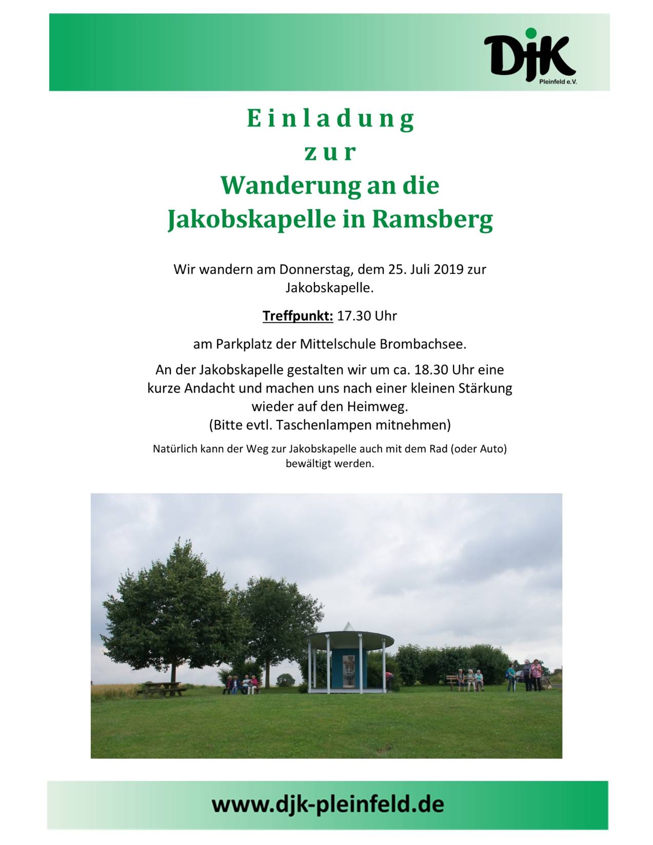 2019-07-25 Jacobskapelle